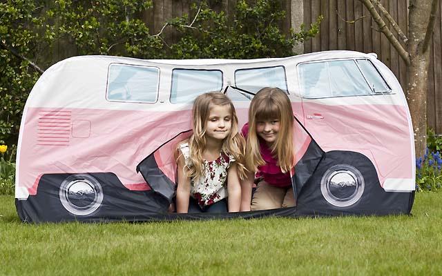 VW キッズ プレイ テント