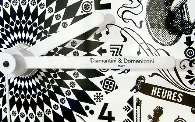 Diamantini  Domeniconi ロゴ入り