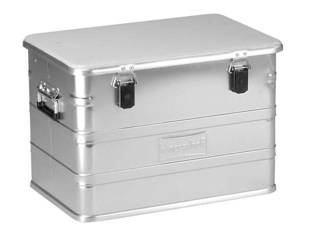 ヒューナーズドルフ Aluminium Profi Box  76L