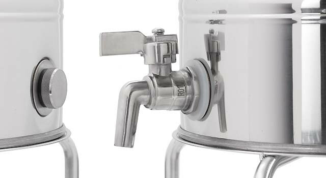 STAINLESS STEEL WATER DISPENCER