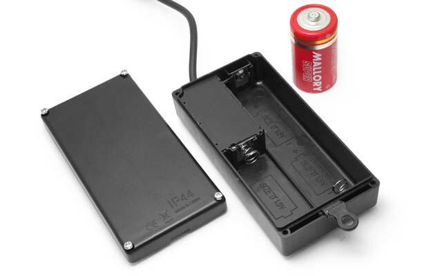 単一乾電池3本ご用意下さい。