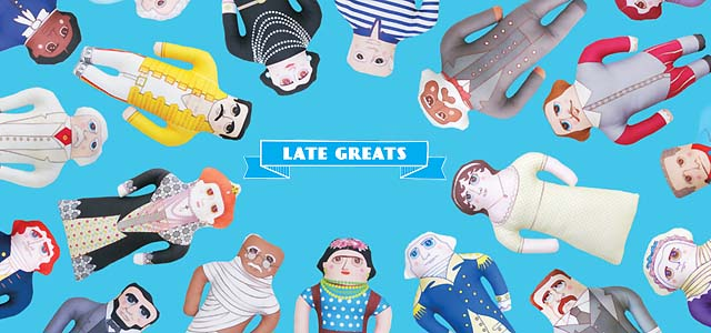 LATE GREATS コレクション