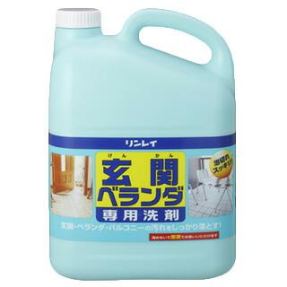玄関ベランダ専用洗剤(4L)