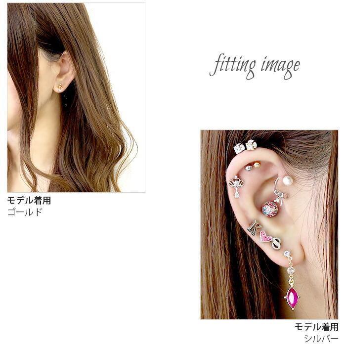 耳元を上品に彩ってくれるアイテム