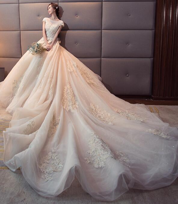 Wedding Gowns Ri: Riricollection: Dress-f001 Wedding Dress Fastener Long