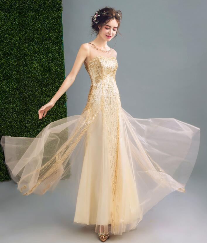 Wedding Gowns Ri: Riricollection: Wedding Dress Gold Glitter GOLD Go