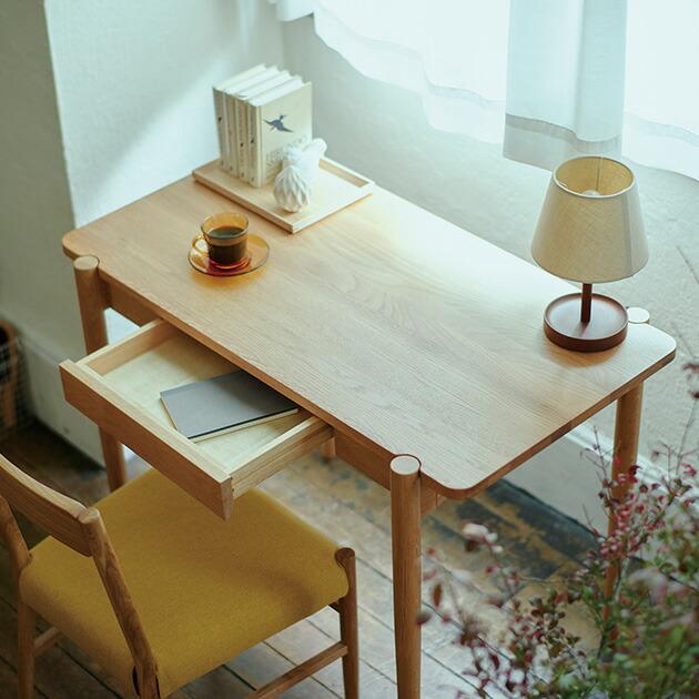 SIEVE シーヴ デントデスク ダイニングテーブル 机 台 勉強 学習 一人暮らし 木製 引き出し 収納 シンプル
