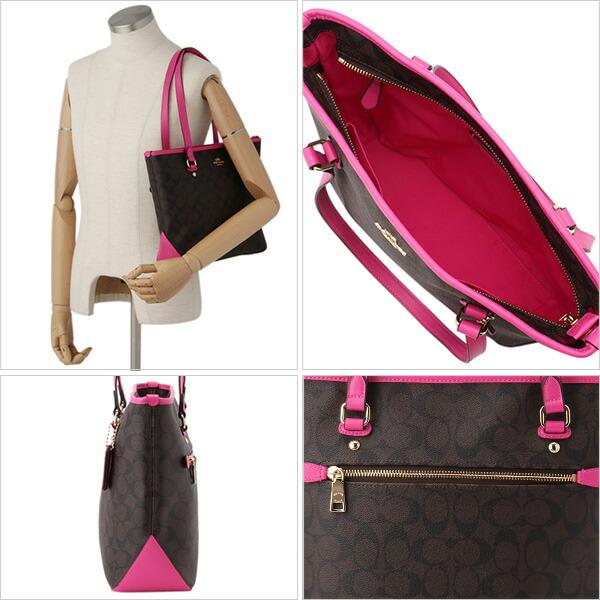 8cf99f26722d COACH [ カバン ] 鞄デイリーユースにピッタリのトートバッグです。汚れや雨にも強い素材が使い勝手抜群!軽量でマチも十分にあり収納力抜群。