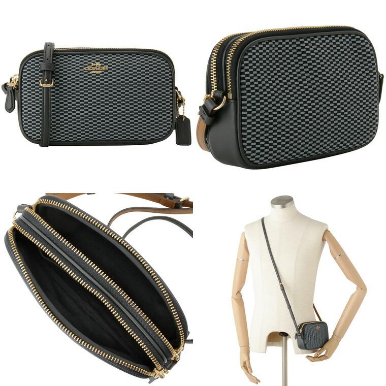 15c84dd9132e COACH[カバン]コーチ 鞄無駄のないスッキリとしたデザインのショルダーバッグです。ミニマムなサイズはちょっとしたお出掛けやパーティにもおすすめ。