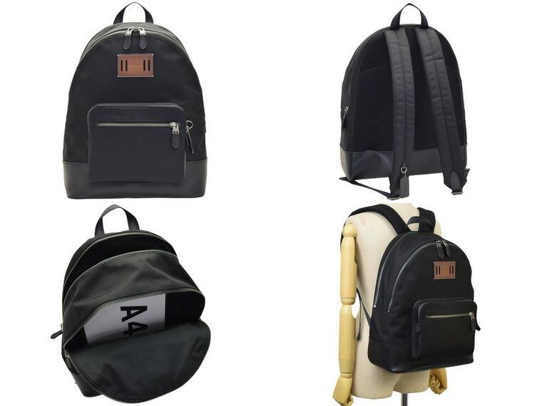 63edf484575c コーチ/COACH [ カバン ] 鞄 容量たっぷりのリュックタイプのビジネスバッグです。充実したポケットに機能性の高いデザインが使いやすく、カジュアルなデザインも  ...