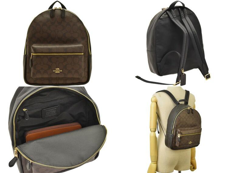 b39d536d299f コーチ/COACH [ 鞄 ] カバン カジュアルからフェミニンまで対応できそうな普段使いにもピッタリなサイズ感のバックパックです。