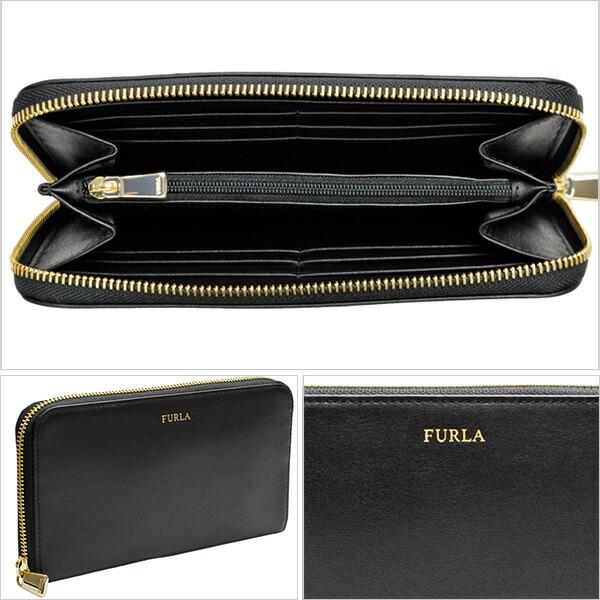 7112ec1ec347 FURLA [ サイフ ] 財布上質なレザーの良さが際立つシンプルなデザインが長く愛用できる逸品。フロントのロゴが上品なアクセントに。開けると一目で見渡せ、収納力にも  ...