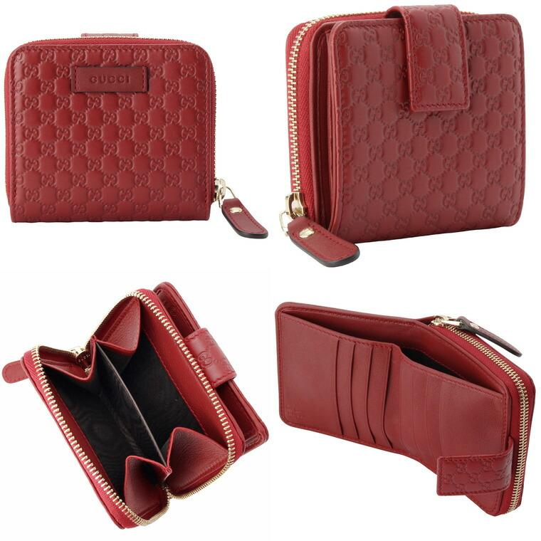 09e8ba6ab827 GUCCI [ サイフ ] 財布小ぶりのサイズがちょっとしたお出掛けや、小さめバッグにも収納できる二つ折り財布です。小さいながらも使いやすく、小銭入れの部分に仕切りが  ...