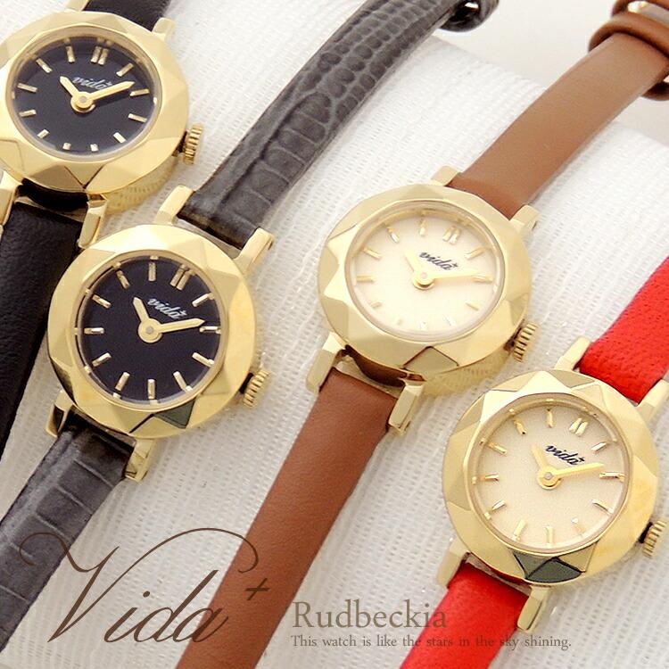 VIDA+ Rudbeckia レディース腕時計