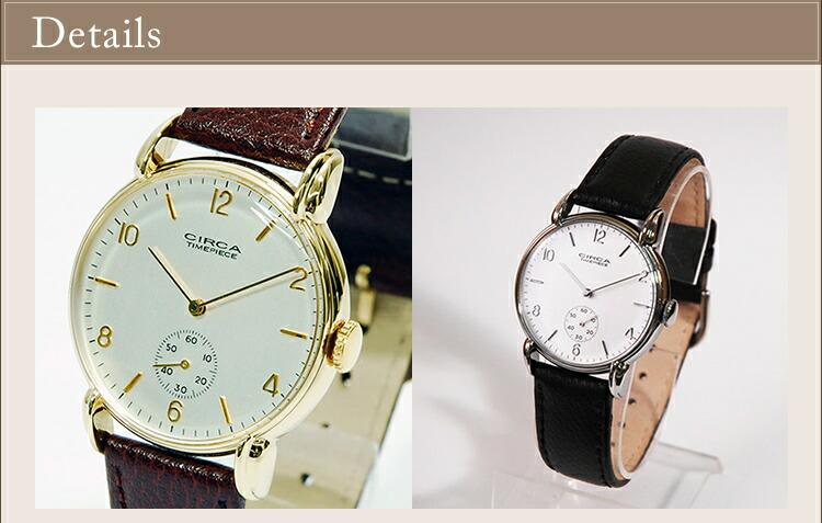 CIRCA 腕時計(サーカ)[CT114RG CT114RP]