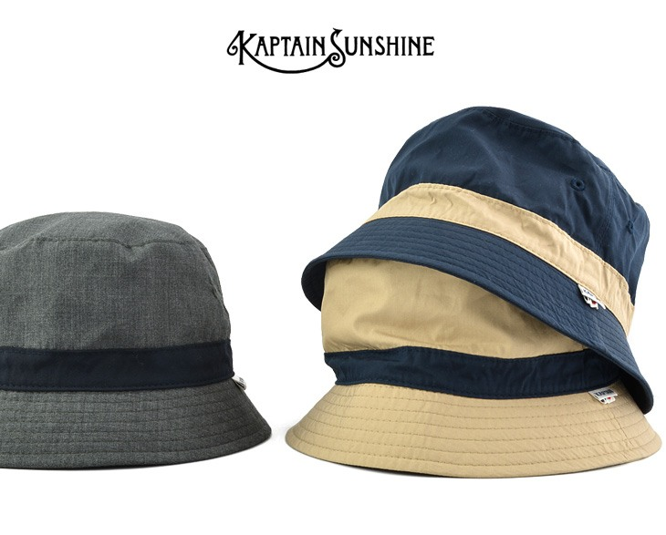 KAPTAIN SUNSHINE(キャプテンサンシャイン) サンシャインハット 2015 / バケットハット メンズ