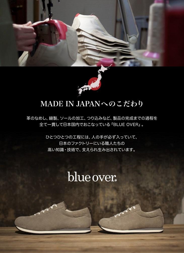 BLUEOVER スニーカー