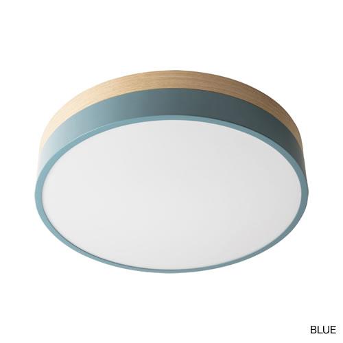 使いやすいシンプルなラウンドタイプのLED内蔵型シーリングライト。