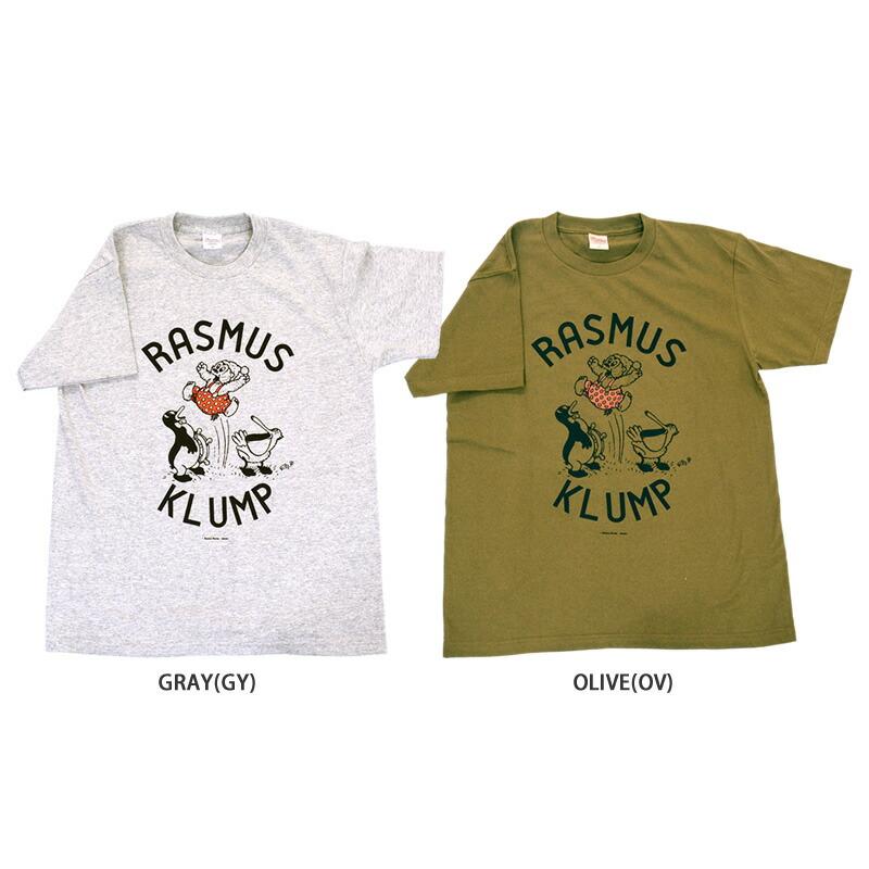 ラスムス Tシャツ JUMP ADULT M