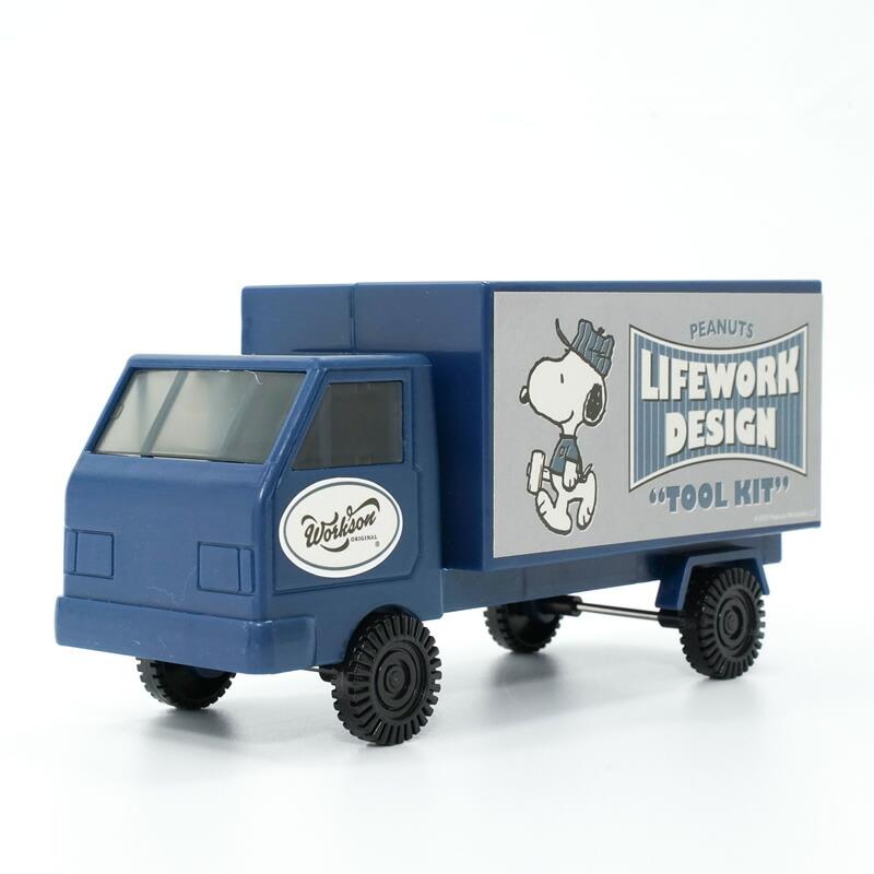 L.W.D WSP WORK GLOVES 3PSET ワークソン ピーナッツ ツールトラック (工具セット)