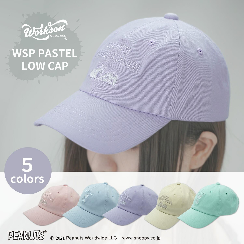 WSP PASTEL LOW CAP