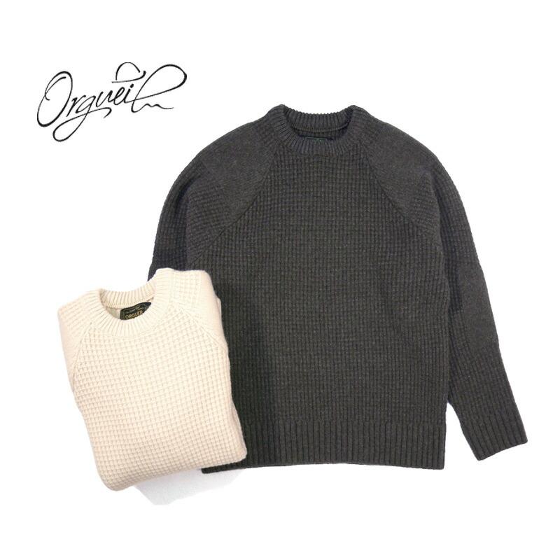 オルゲイユCommand Sweater