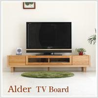 テレビ台 テレビボード AV収納 完成品 幅180cm 北欧ミッドセンチュリー【送料無料】 05P23Aug15