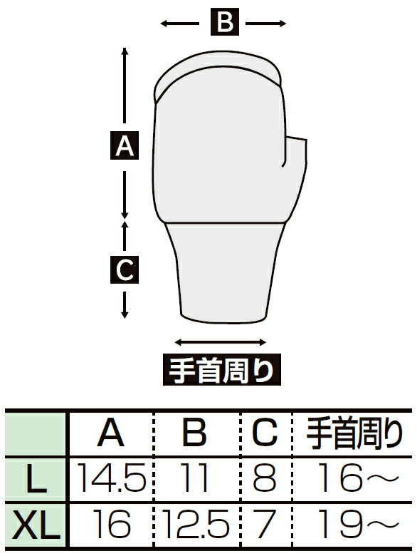 【マーシャルワールド空道】空道フィストガードKFG