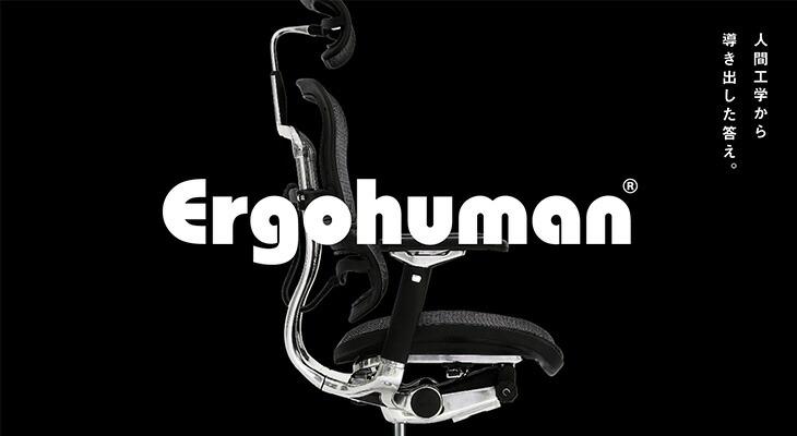 Ergohuman エルゴフーマン オフィスチェア テレワーク