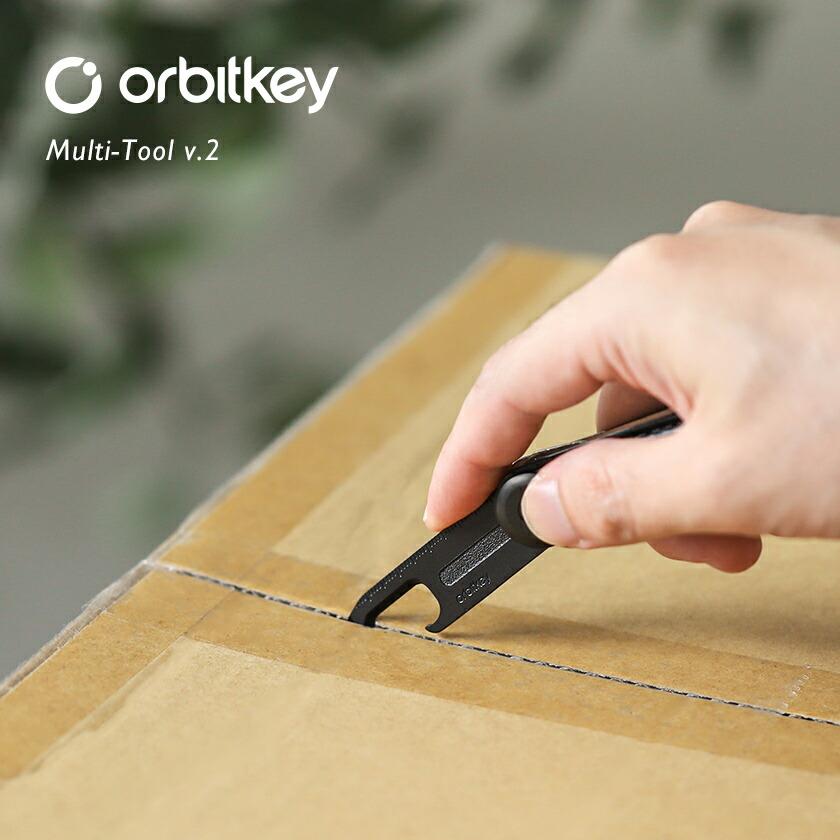 Orbitkey Multi-Tool v2 / オービットキー マルチツール v2