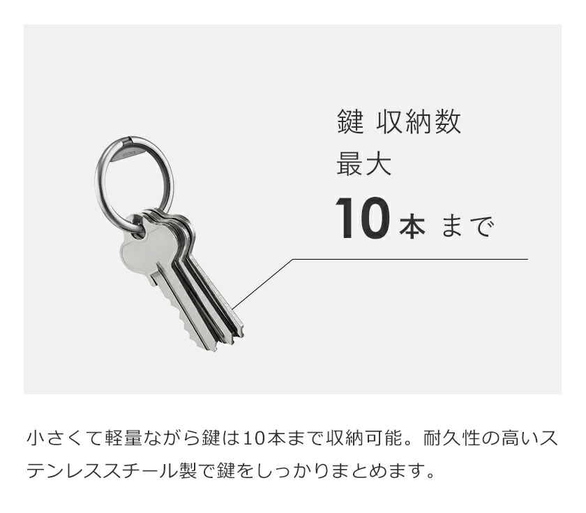 リング 鍵
