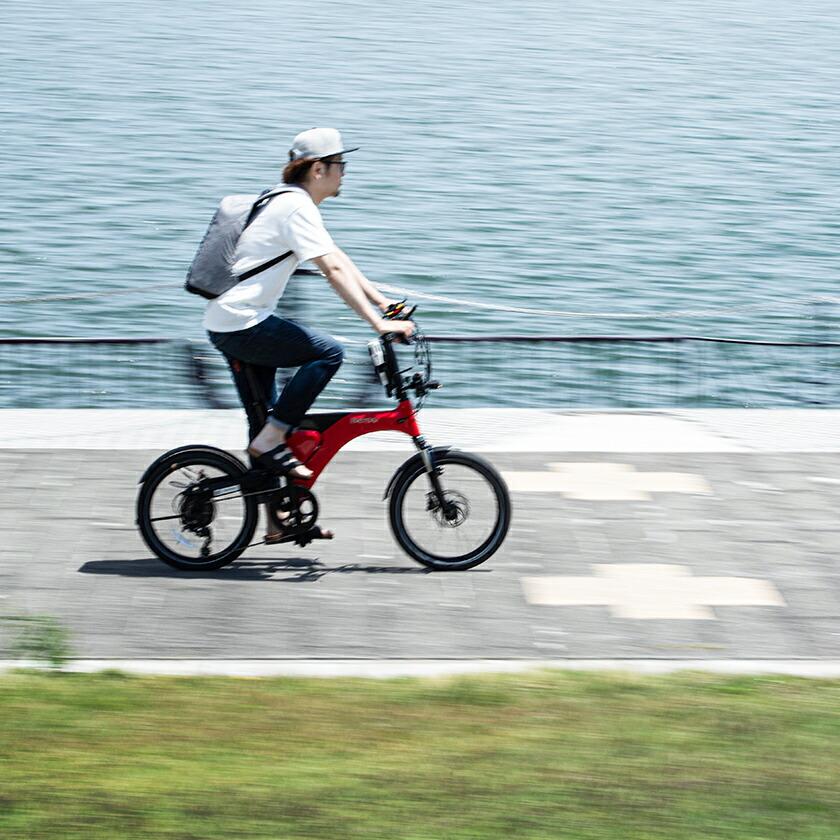 サイクリングにおすすめなバックパック