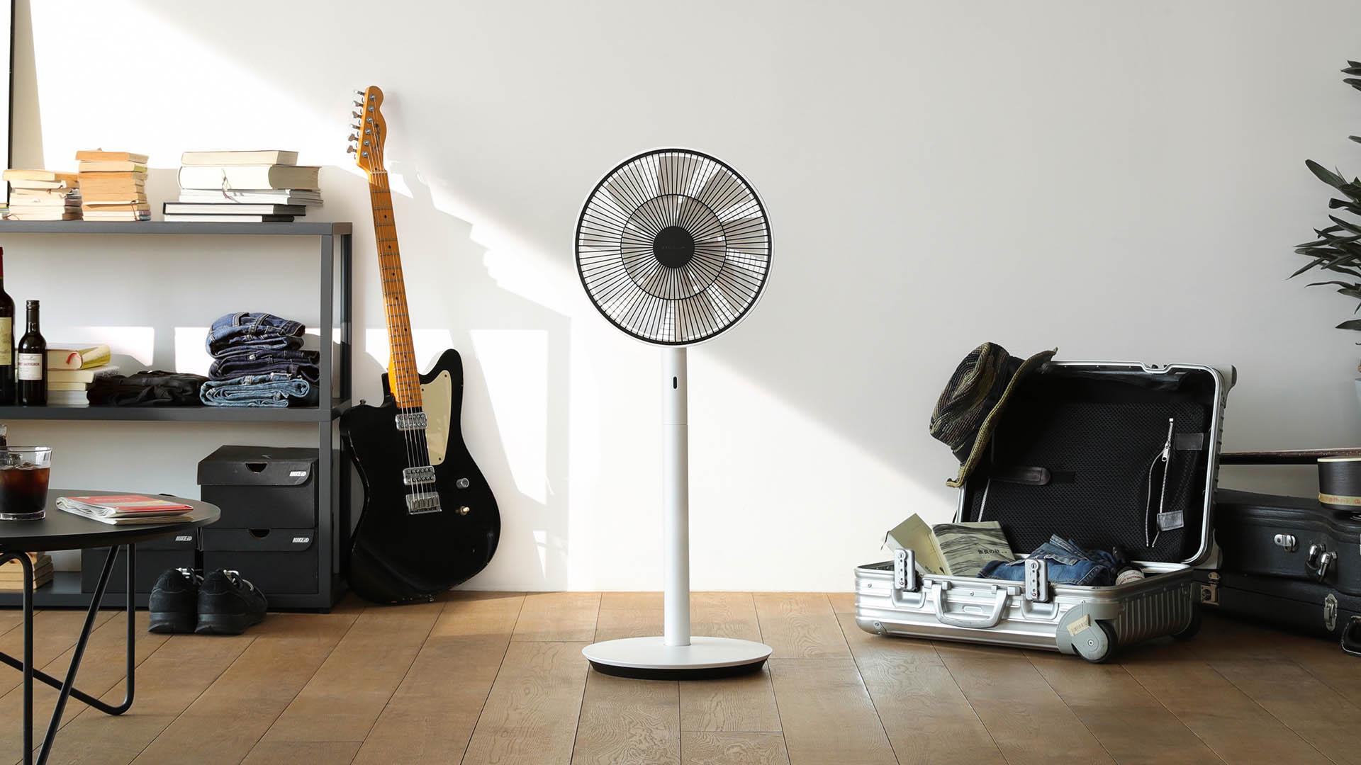 扇風機特集 2021 / インテリアショップroomy | BALMUDA The GreenFan / バルミューダ ザ グリーンファン EGF-1700