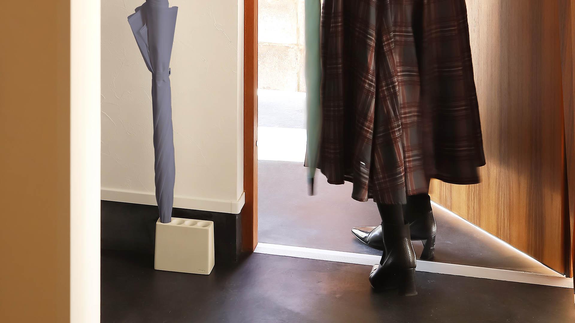 レイングッズ特集 2021 / インテリアショップroomy | ideaco umbrella stand slim2 / イデアコ アンブレラスタンド スリム2