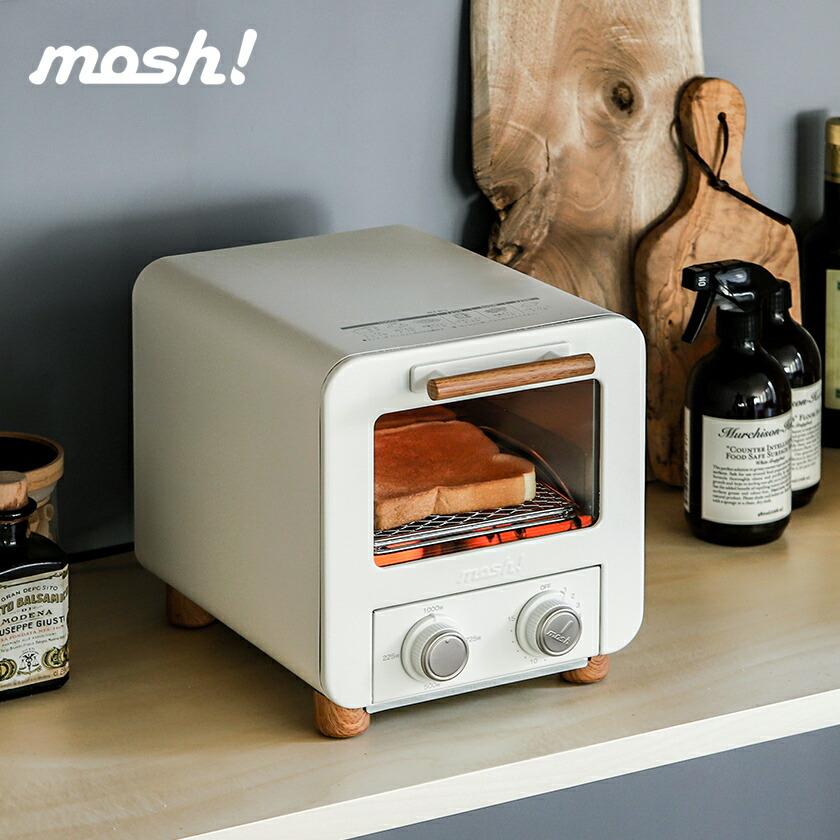 mosh! / モッシュ オーブントースター M-OT1
