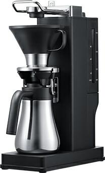 バルミューダ ドリップ式コーヒーメーカー ステンレス ブラック