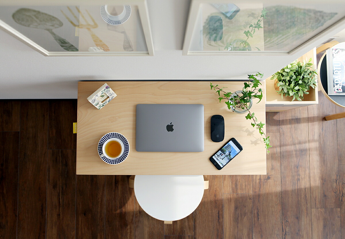ideaco テーブル PCH