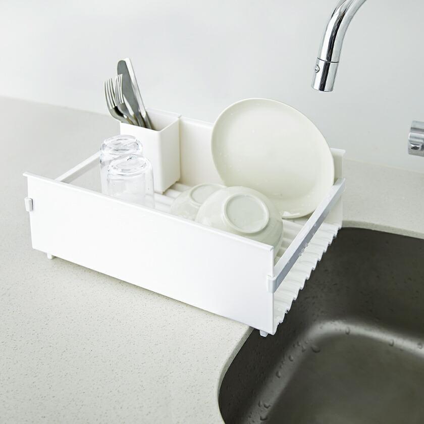 キッチンに合わせやすいホワイト