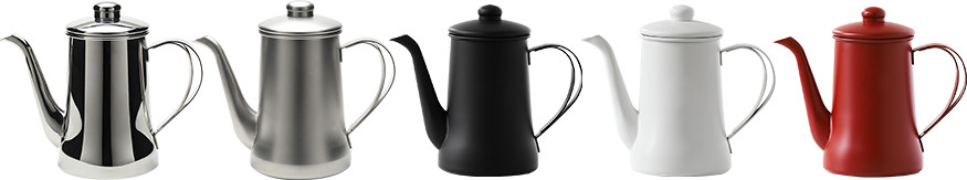 コーヒーポット 直火