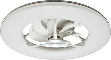 Luminous ceilingcirculator / ルミナス シーリングサーキュレーター DCC-08CM 8畳用