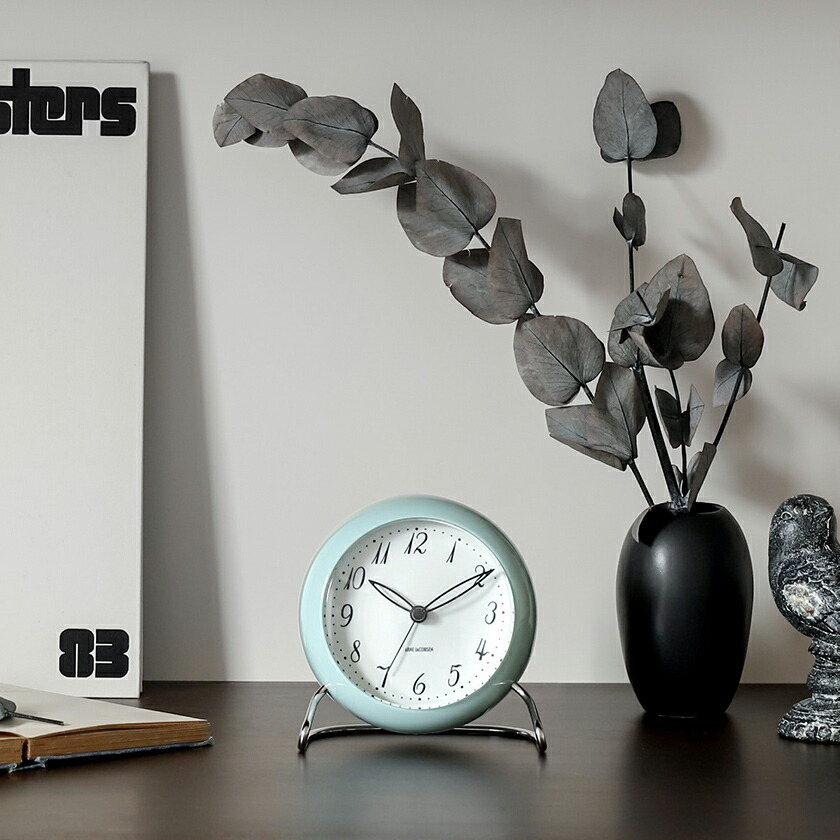 ARNE JACOBSEN BANKERS 置き時計