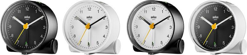BRAUN ブラウン 置き時計 BC01