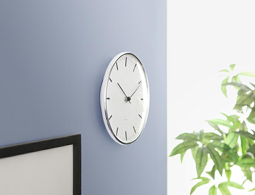 ARNE JACOBSEN CITY HALL 掛け時計