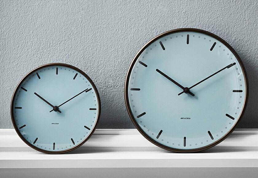 ARNE JACOBSEN CITYHALL 掛け時計