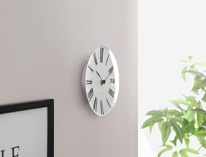 ARNE JACOBSEN ROMAN 掛け時計