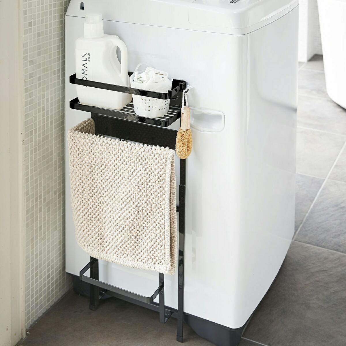 tower / タワー 洗濯機横マグネット収納ラック