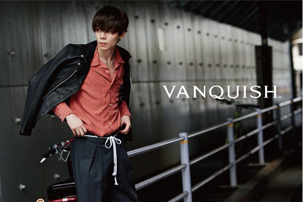 VANQUISH ヴァンキッシュ