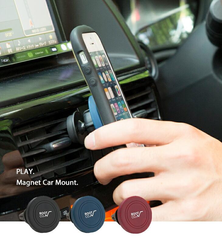 PLAY Car Mount. Magnet