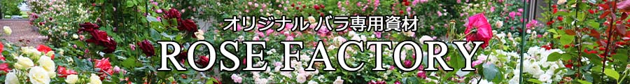 THE ROSE SHOP オリジナル バラ専用資材