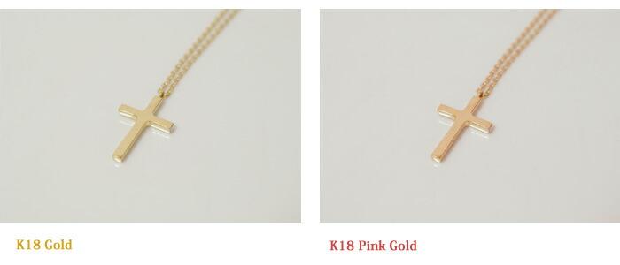 ゴールドとピンクゴールド